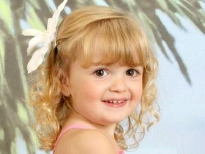 Charming Baby Girl Pic