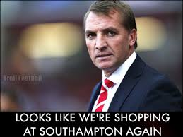 Looks Like We're Shopping At Southampton Again