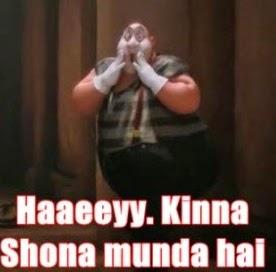 Hayee Kinna Sohna Munda Hai