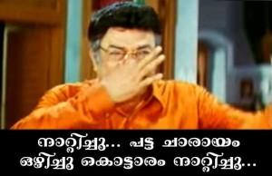 Nattichu.. Pattacharayam Ozhichu Kottaram Nattichu