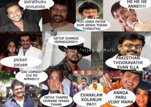 Actor Vijay Very Funny Photos