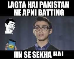 Lagta Hai Pakistan Ne Apni Batting Iin Se Sekha Hai Fb Comment