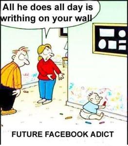Addict Of Fb Facebook Funny Jokes