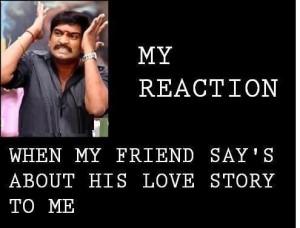 Santhanam Reaction Tamil Funny Comment