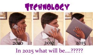 Technology 2015 Funny Pic