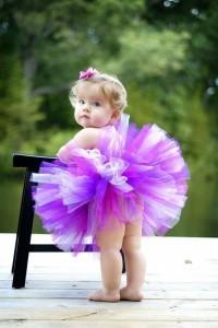 Cute Baby Girl Balerina