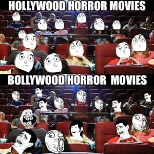 Hollywood Horror Movies vs Bollywood Horror Movies