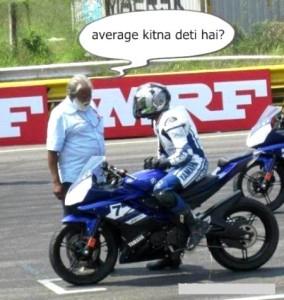 Average Kitna Deti Hai? Hindi Comment Image