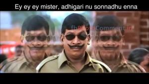 Ey Ey Ey Mister Adhigari Nu Sonnadhu Enna