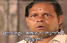 Evalae Aara Thurannu Vittathu - Innocent Comedy Pic