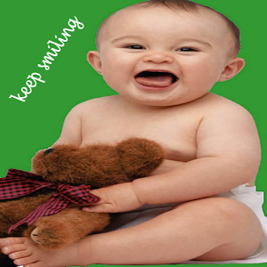 Keep Smiling Cute Baby Pic