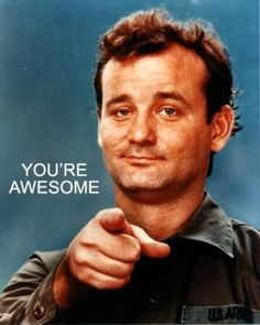 You're Awesome Picture Comment