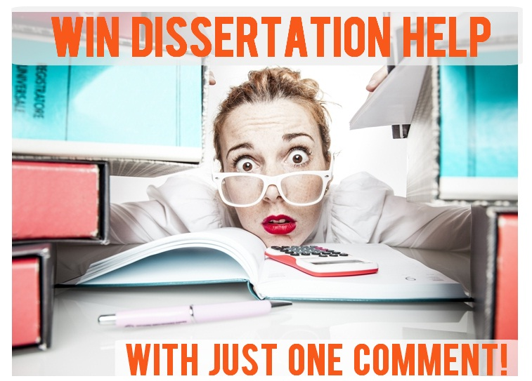 Help with dissertations