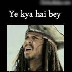 Ye Kya Hai Bey Comment Image In Hindi