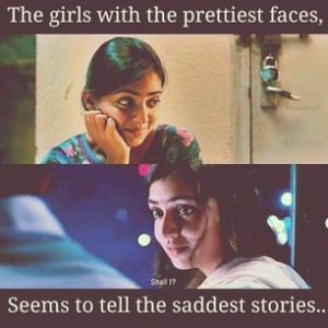 The Girls With The Prettiest Faces -Nazriya Nazim