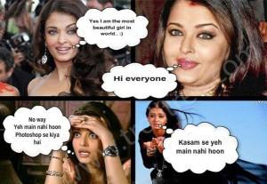 I Am The Most Beautiful Girl In The World - Aishwarya Rai