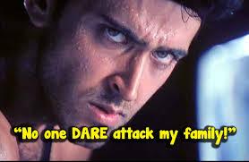 Hrithik Roshan Angry Face