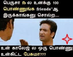 Santhanam Funny Comedy Photo