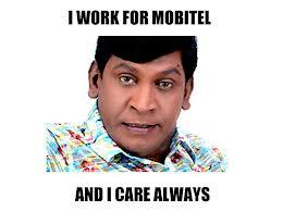 I Work For Mobitel And I Care Always-Vadivelu