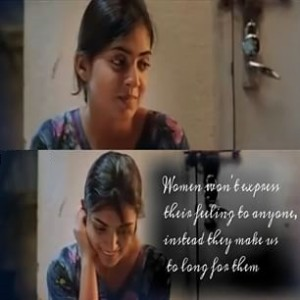 Face Expression Of Nazriya Nazim Fb Comment