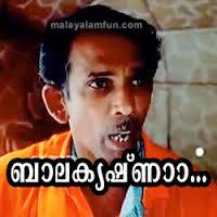Balakrishnaaa - Malayalam Photo Comment