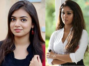 All Is Well Between Nayantara-Nazriya Nazim