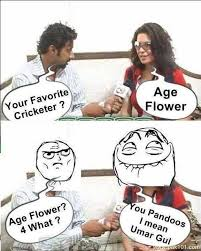 Your Favorite Cricketer?