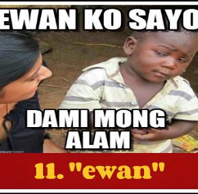 Ewan Ko Sayo Damin Mong Alam