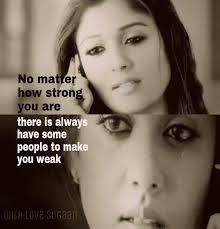 Nayanthara Comment Dialogue
