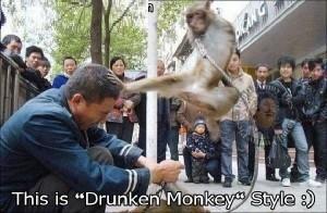 This Is Drunken Monkey Style