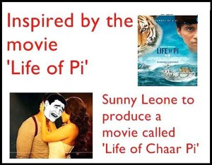 Life Of Chaar Pi