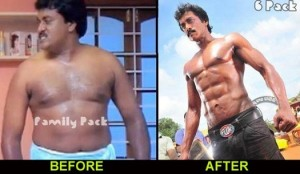 Six Pack Sunil Picture Comment
