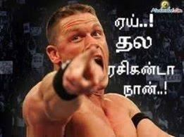 WWE John Cena Funny Dialogue