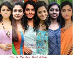 Who Is The Best Tamil Actress