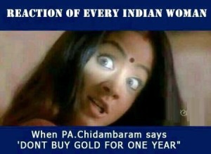 Indian Women's Reaction For Gold