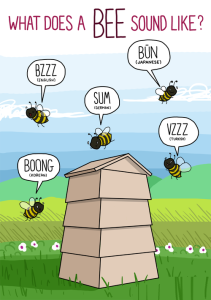 What Does A Bee Sound Like?