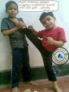 Savari Giri Giri Funny Kid Pic