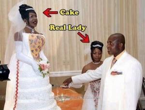 Amazing Wedding Cake