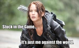 Katniss Everdeen - Against The World