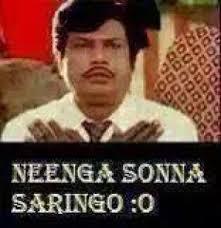Goundamani - Neenga Sonna Saringo