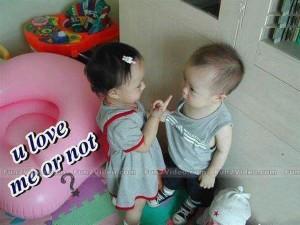 U Love Me Or Not?