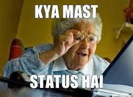 Kya Mast Status Hai