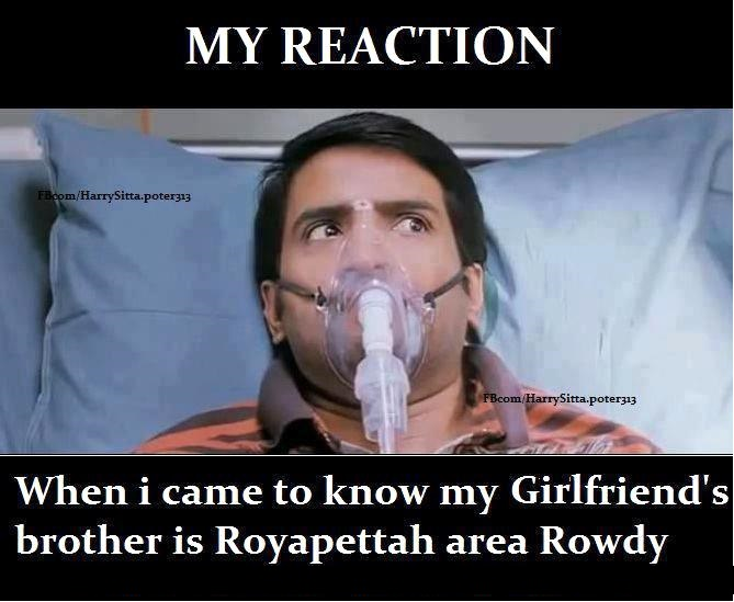 Santhanam My Reaction