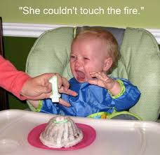 She Couldn't Touch The Fire