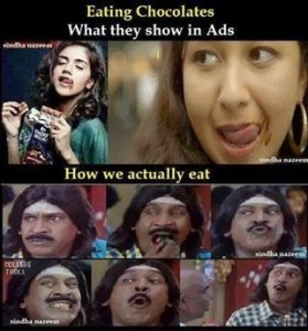 Vadivelu Comedy About While Eating Chocolates