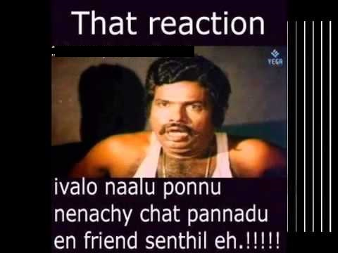 Tamil Funny Bad Words Comedy ✓ The Mercedes Benz