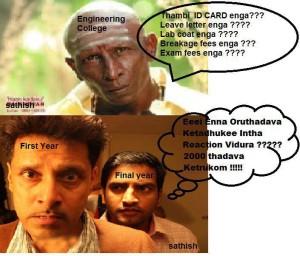 Santhanam Comedy With Vikram