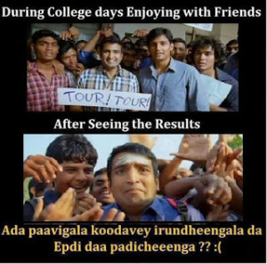 Santhanam Comedy About The College Days