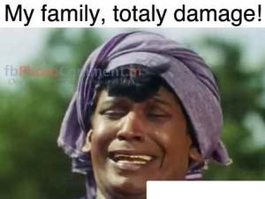 My Family Totaly Damage !-Vadivelu