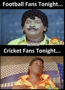 Vadivelu Comedy Reaction About Cricket And Football